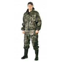 "Костюм ""КАСКАД"" куртка/брюки, цвет: кмф ""скалолаз"""