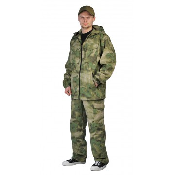 """Костюм """"ТУРИСТ 2"""" куртка/брюки цвет: кмф """"Атака"""""""