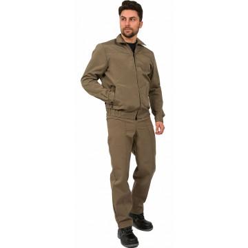 Костюм Охранник-Гарант (тк.RibStop) брюки, хаки