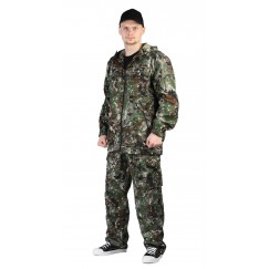 "Костюм ""ТУРИСТ 2"" куртка/брюки цвет: кмф ""Сетка зеленый"""